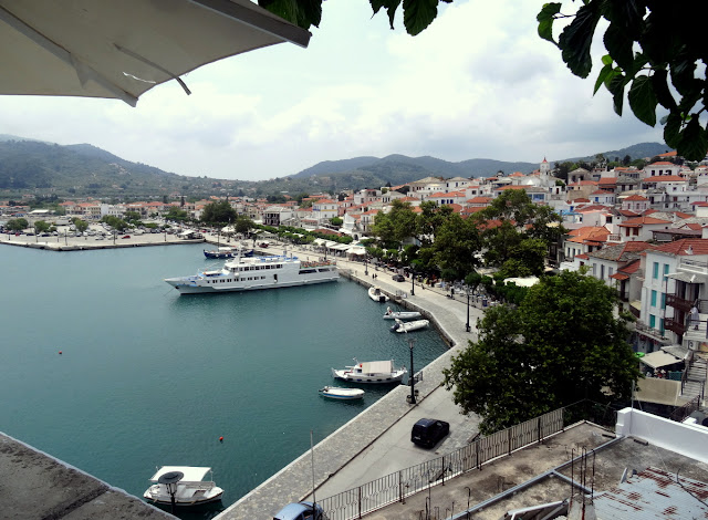 Skopelos Island - Old Town Port