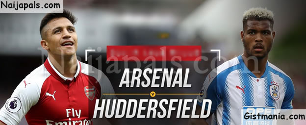 Arsenal vs Huddersfield Town