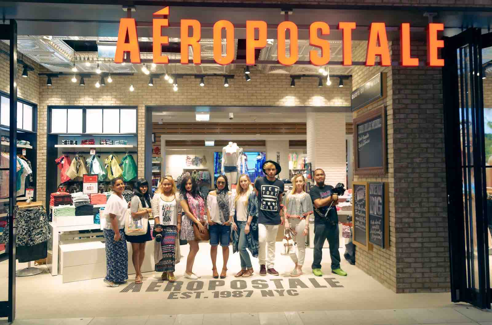 image regarding Mall America Printable Coupons titled Shopping mall of the us aeropostale - Evanston illinois eating places