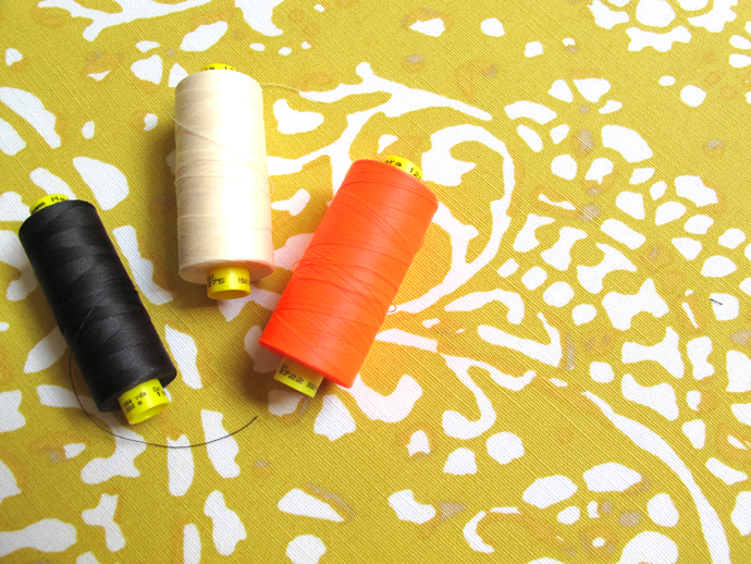 oonaballoona | a sewing blog | my favorite sewing goodies #1 | gutermann mara
