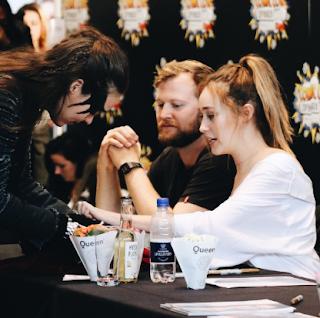 Alycia Debnam-Carey Comicon Copenhagen