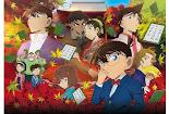 Detective Conan Movie 21 Subtitle indonesia The Crimson love letter (Blu-ray)