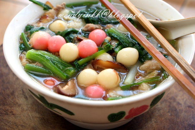 how to make sesame paste for tang yuan