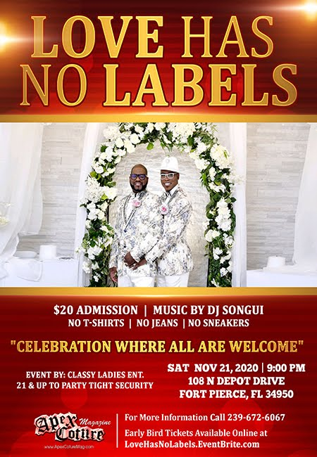 The Love Has No Labels LGBTIQA+ Celebration!