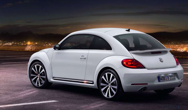 New Volkswagen Beetle Launched
