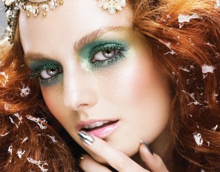 Saya Sayang Geomatika Collage Makeup Fantasy