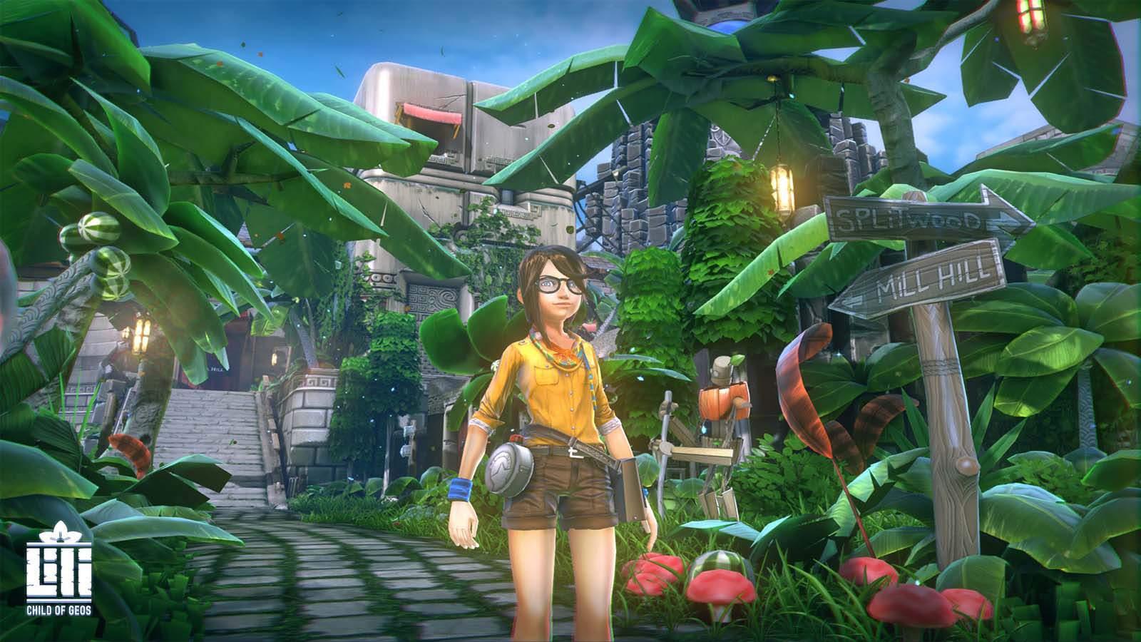 تحميل لعبة Lili Child of Geos مضغوطة برابط واحد مباشر + تورنت كاملة مجانا