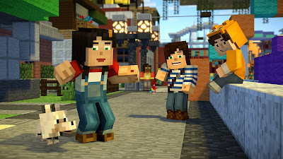 Download Minecraft Story Mode Season Two Episode 2 PC