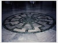sole nero, simbolo