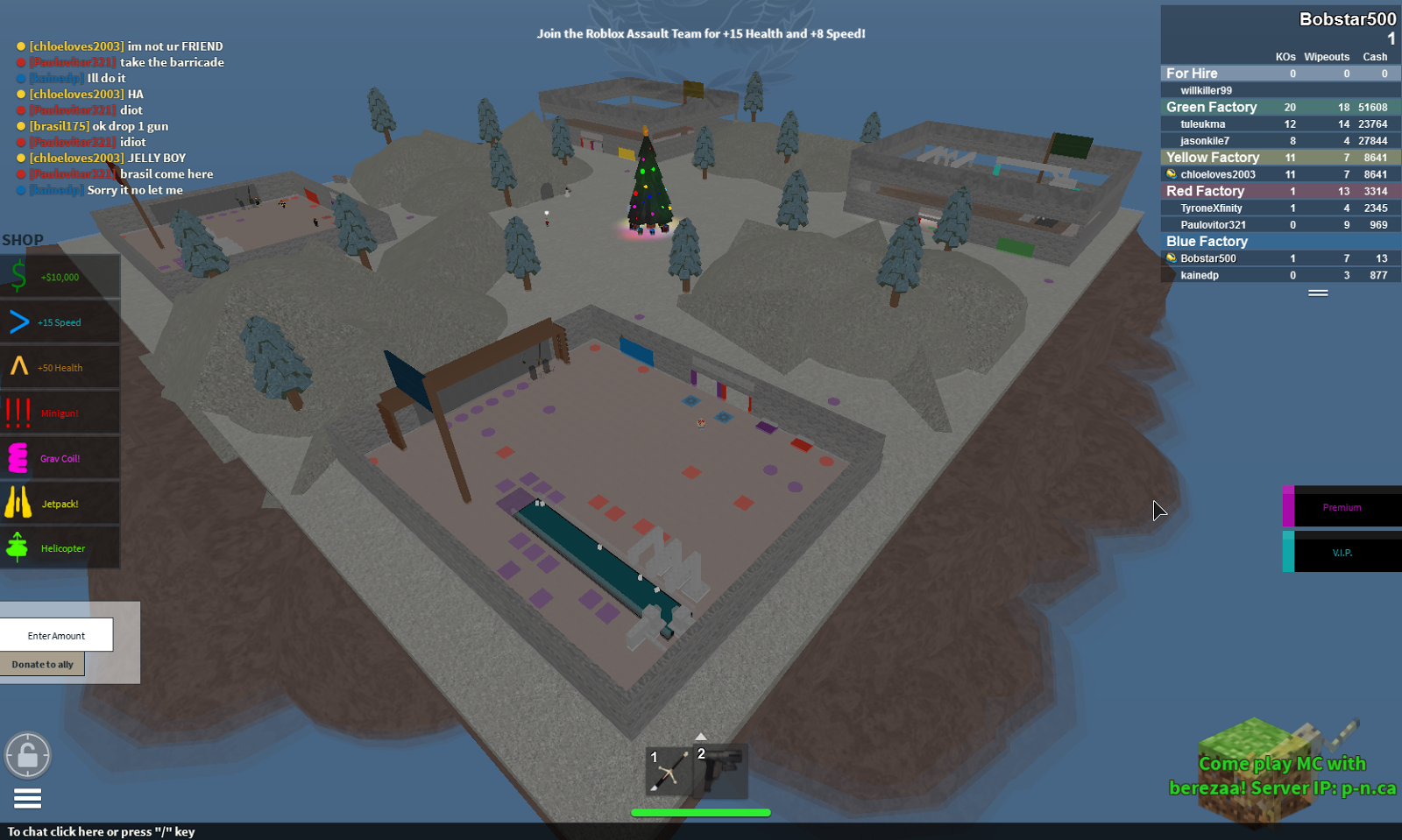 Unofficial Roblox Roblox Games Best Of 2014