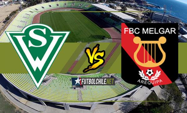 Santiago Wanderers vs FBC Melgar - 21:30 h - Copa Libertadores - 2da Ronda - 30/01/18