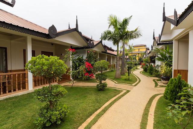 Hotel Spring Lodge Inle, Myanmar