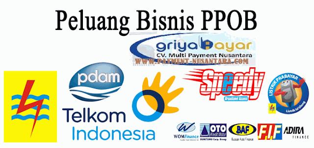 Peluang Usaha Loket Pembayaran Online FEE PPOB Tertinggi Se Indonesia