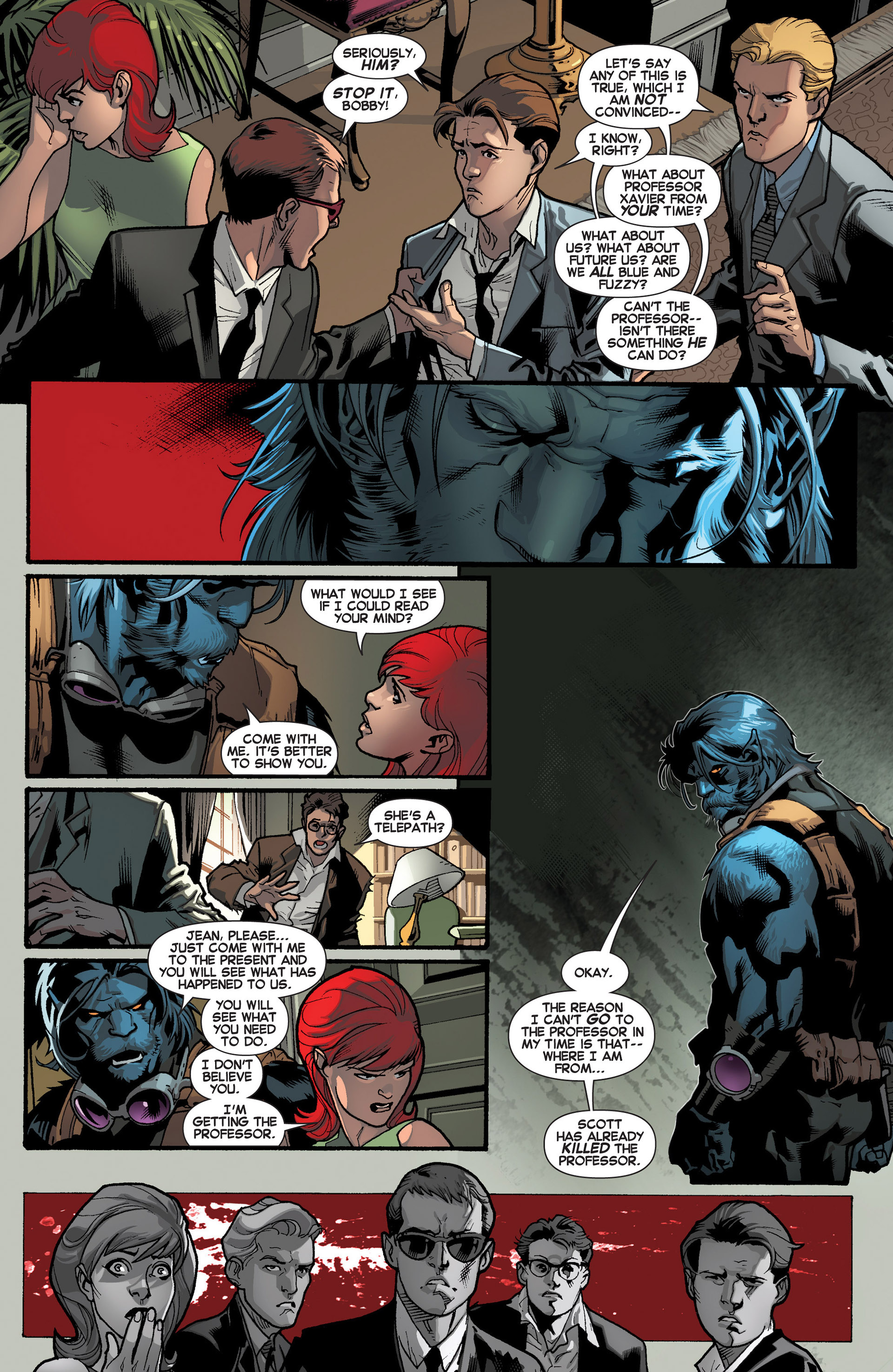 Read online All-New X-Men (2013) comic -  Issue #2 - 6