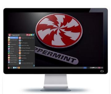 Peppermint OS Logo