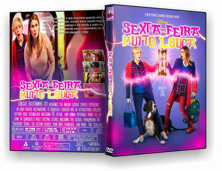 CAPA DVD – Sexta-Feira Muito Louca – ISO