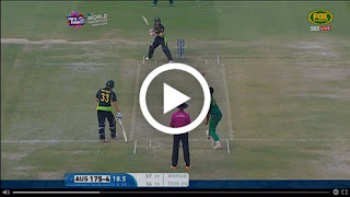 Steve Smith's remarkable shot in World T20