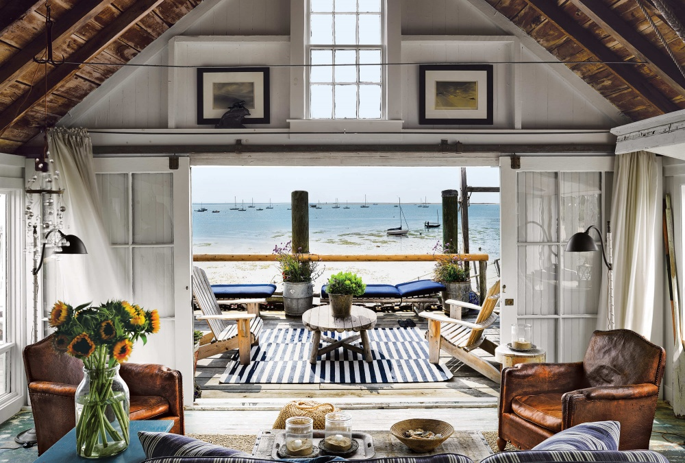 the family transformed the old fisherman hut in your dream home