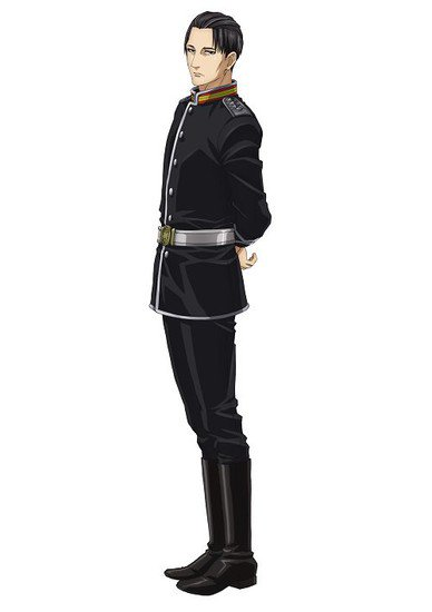 Junichi Suwabe como Paul von Oberstein