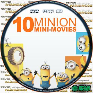 GALLETA - 10 MINION MINI-MOVIE - 2019