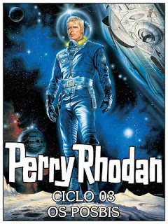 PERRY RHODAN, PROJETO FUTURÂMICA ESPACIAL,