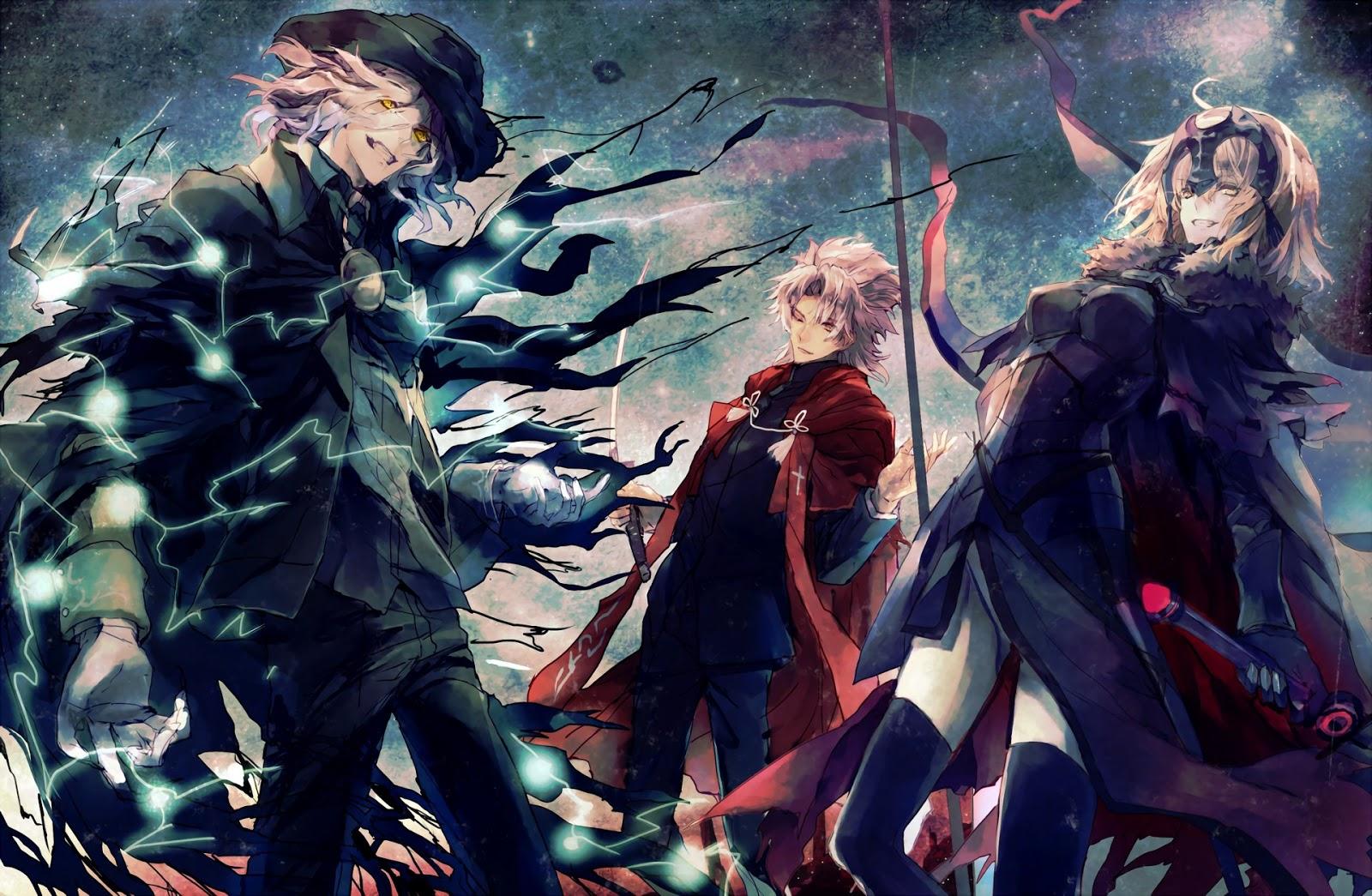 Fate AowVN%2B%252857%2529 - [ Hình Nền ] Anime Fate/GrandOrder tuyệt đẹp Full HD | Wallpaper