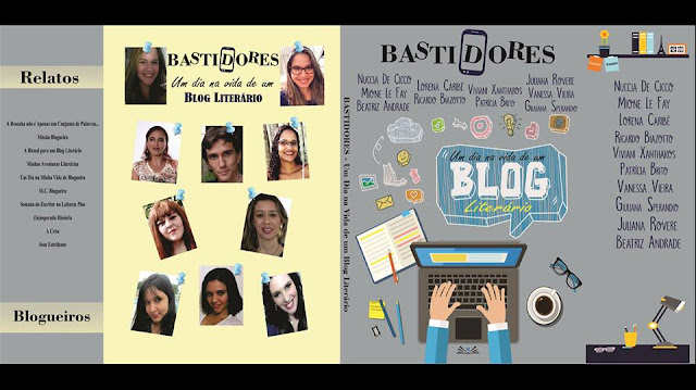 Bastidores: Um dia na vida de um Blog Literário, editora Illuminare, Blogueiros Escritores, Vanessa Vieira, Vanessa Vieira poetisa, Blogueiros Escritores, livros, literatura Nacional, Lançamentos, blogs, Blogueiros Literários, Pensamentos Valem Ouro