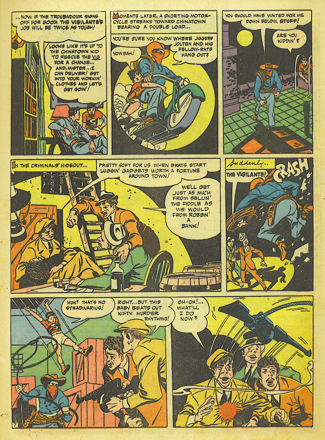 Read online Action Comics (1938) comic -  Issue #52 - 25