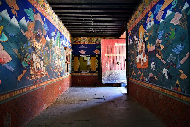 Rinpung Dzong Paro