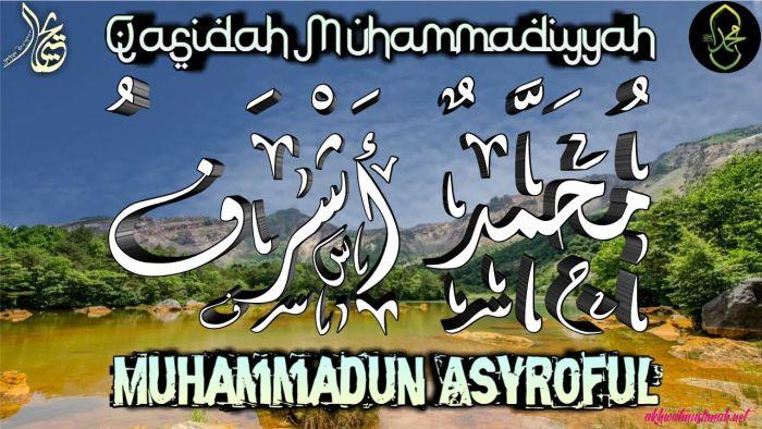Maula Yaa Shalli Wa Sallimda Iman Abada dan Artinya Versi Muhammadun Asrofu