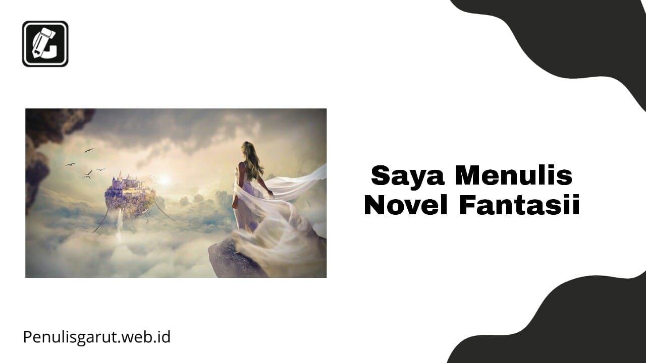 Menulis novel fantasi