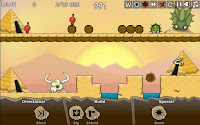 Help these #Dibbles escort the King through the howling wilderness of the desert! #SummerGames #PlatformGames