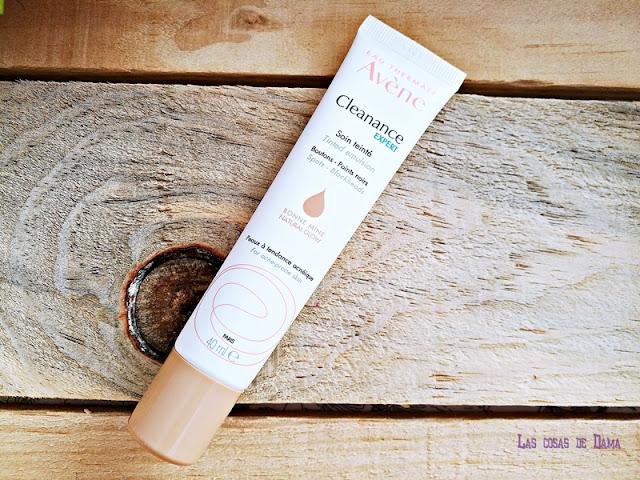 Avène Cleanance Expert Pierre Fabre Cuidado con color acné tratamiento farmacia maquillaje makeup beauty