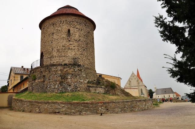 Romańska rotunda w Znojmie