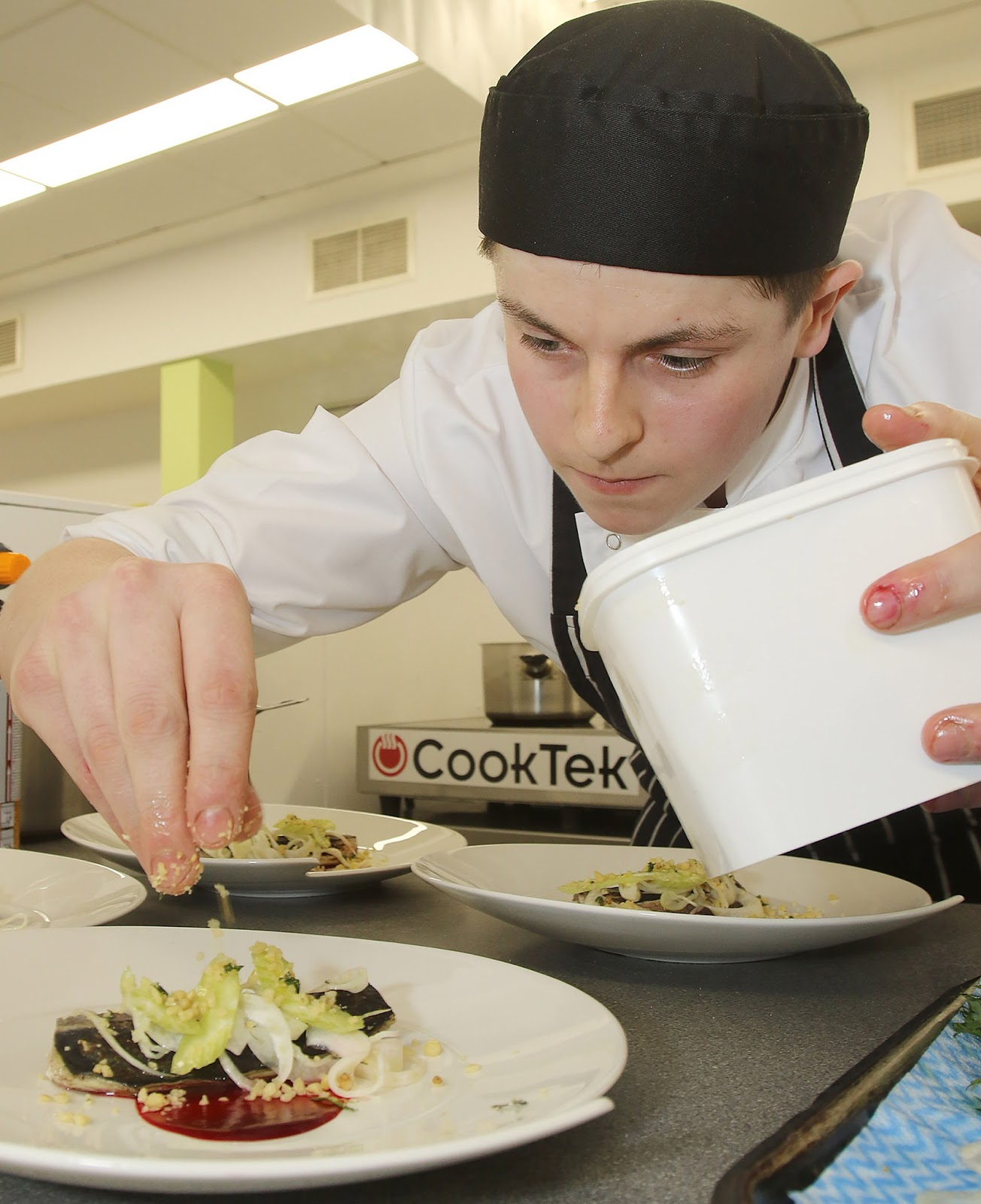 f9be6b750321e6 Culinary championships set to attract 350 chefs to North Wales