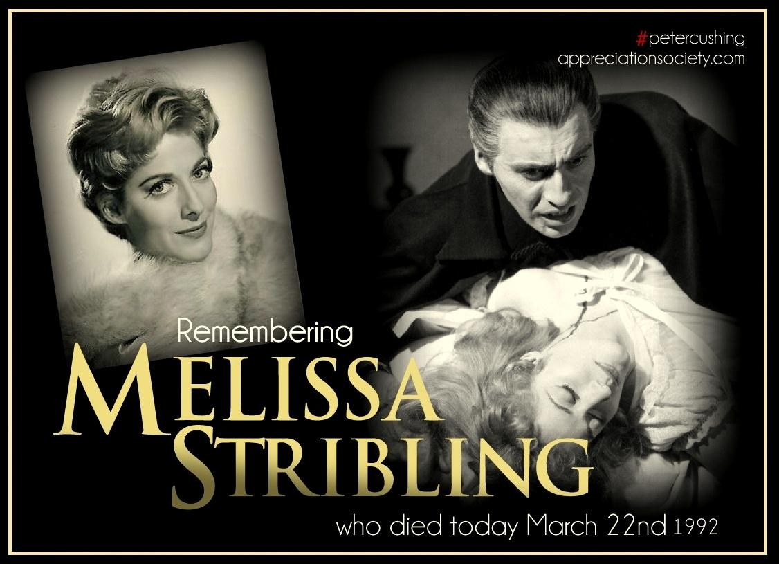 Watch Melissa Stribling video