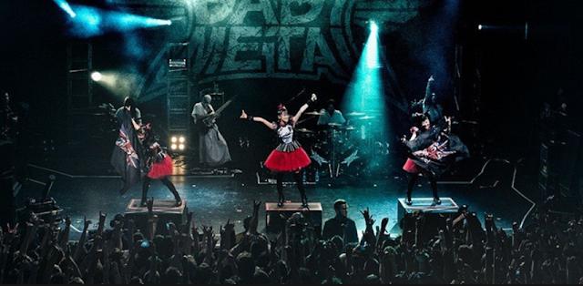 BABYMETAL Mengumumkan Pertunjukan Arena Pertama di Amerika Serikat