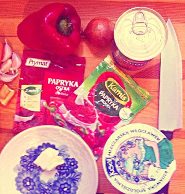 składniki na zupe pomidorową