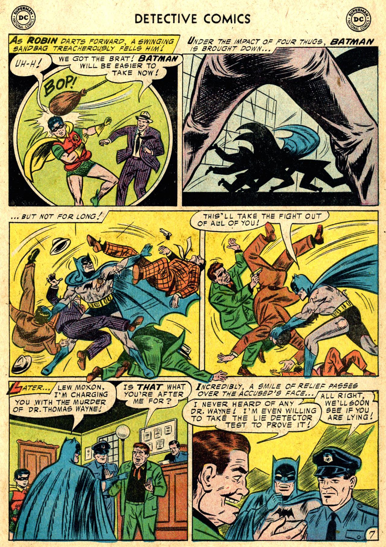 Read online Detective Comics (1937) comic -  Issue #235 - 9