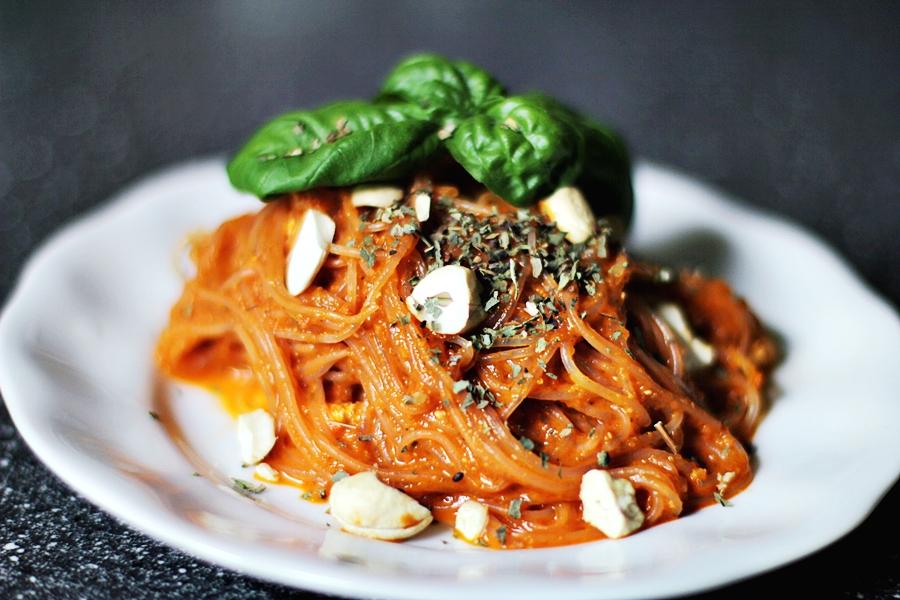vegan bolognese healthy clean eating