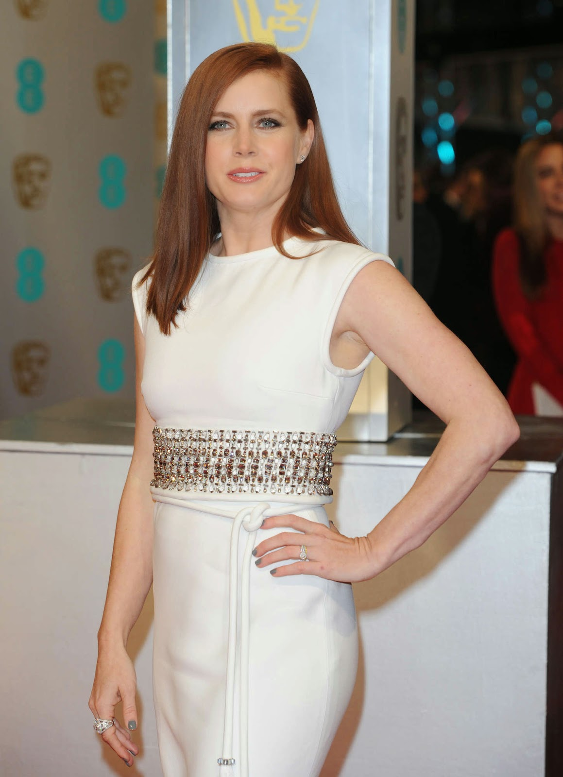 Amy Adams: BAFTA Awards 2015