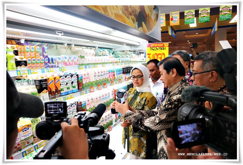 4 langkah yang harus dilakukan sebelum membeli produk pangan