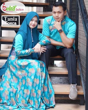 Jual Baju Couple Batik Tania By Beltif Fashion