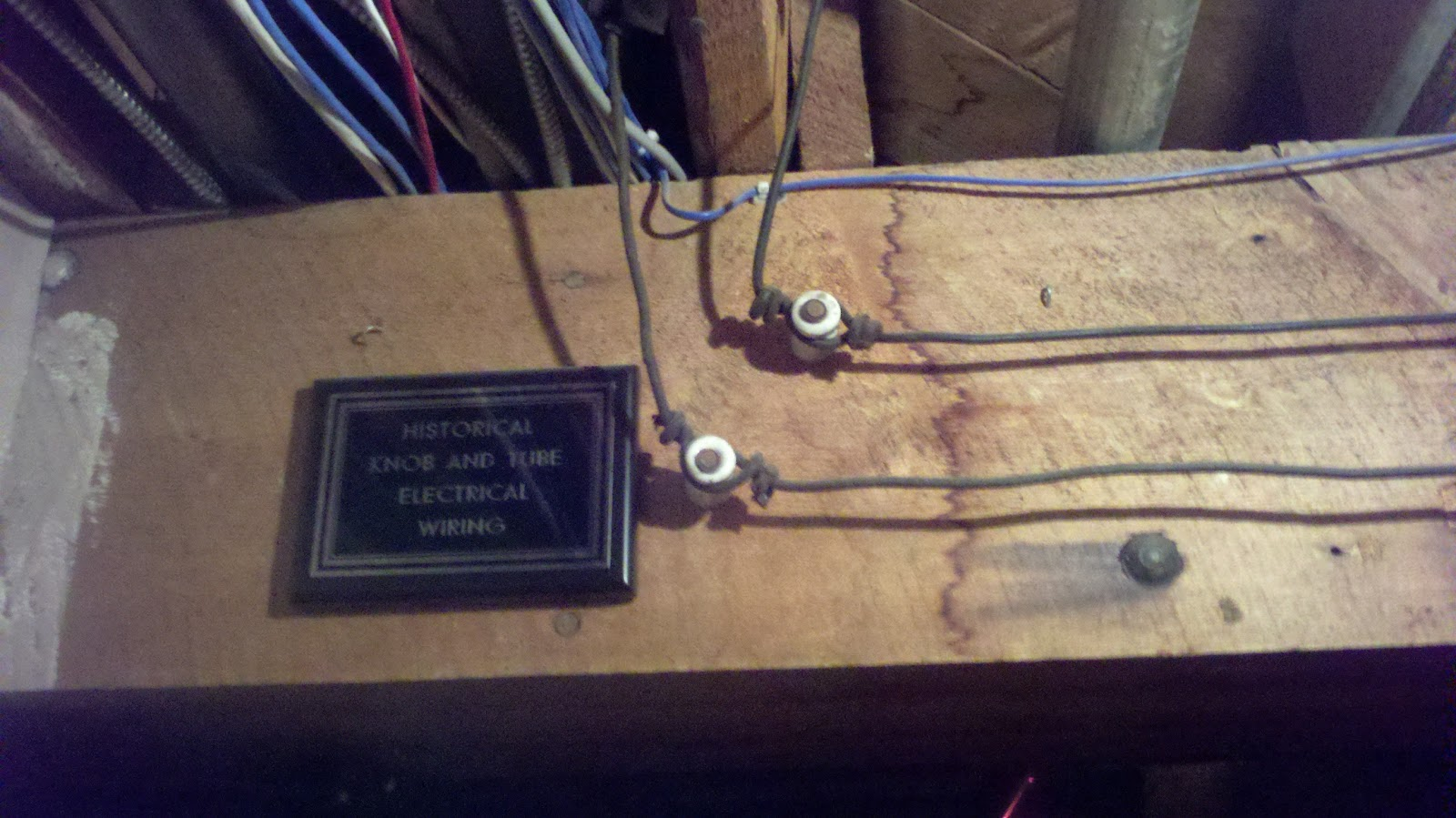 Old House Electrical Wiring Via