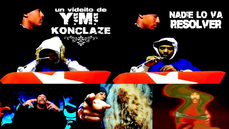 Yimi Konclaze - ¨Nadie lo va a resolver¨ - Videoclip - Dirección: Yimi Konclaze. Portal del Vídeo Clip Cubano