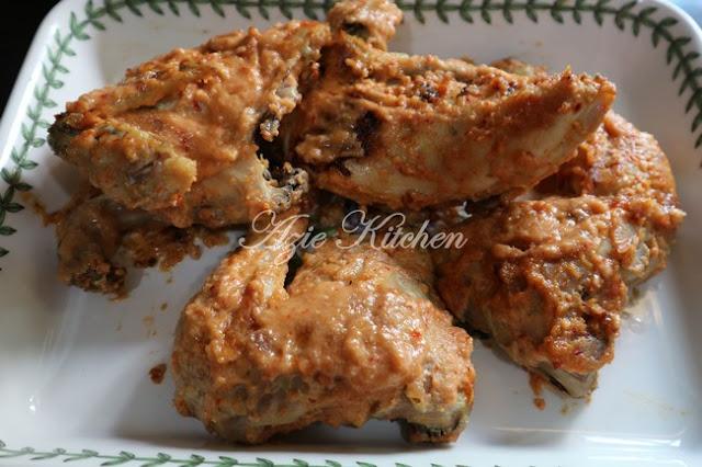 Ayam Percik Original Kelantan