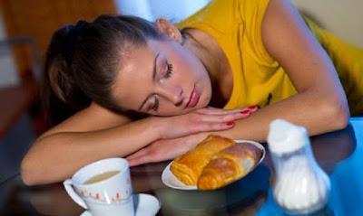Bahaya Langsung Tidur Setelah Makan Sahur