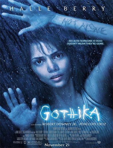 Ver En compañía del miedo (Gothika) (2003) Online