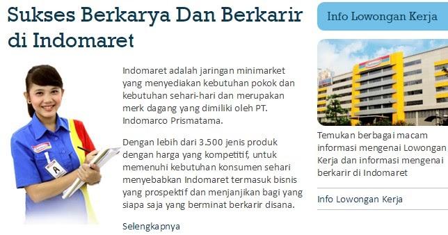 Loker Terbaru 2020 Lowongan Kerja Indomaret Kabupaten Jombang Kerjasurabaya Com Info Lowongan Kerja Di Surabaya Terbaru 2020