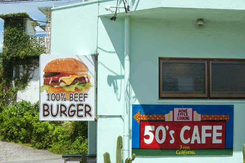 beef burger, sign
